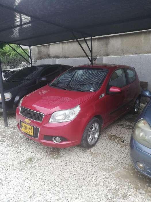 Chevrolet Aveo Emotion 2011 - 41000 km