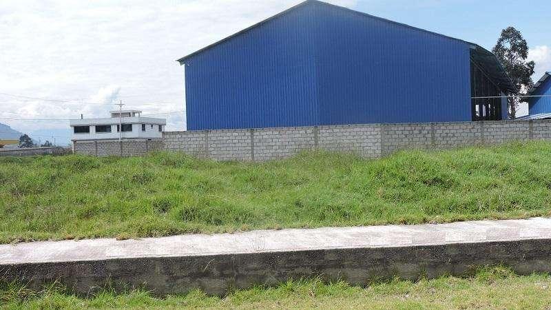 VENDO TERRENO 960 m2. PARQUE ARTESANAL/LA CALERA 54.000