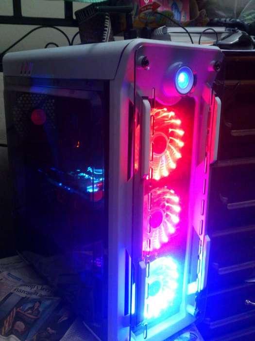 CPU/GPU Gamer NVIDIA GTX 1080 8 GB Intel Core I7 3.4GHZ 2TB 4GB RAM **NUEVO**