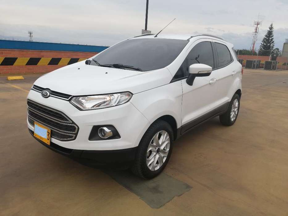 <strong>ford</strong> Ecosport 2015 - 44000 km