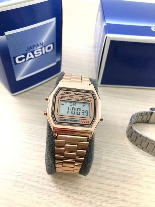 8d342ddb6ffb Reloj casio Santander - Accesorios Santander - Moda - Belleza
