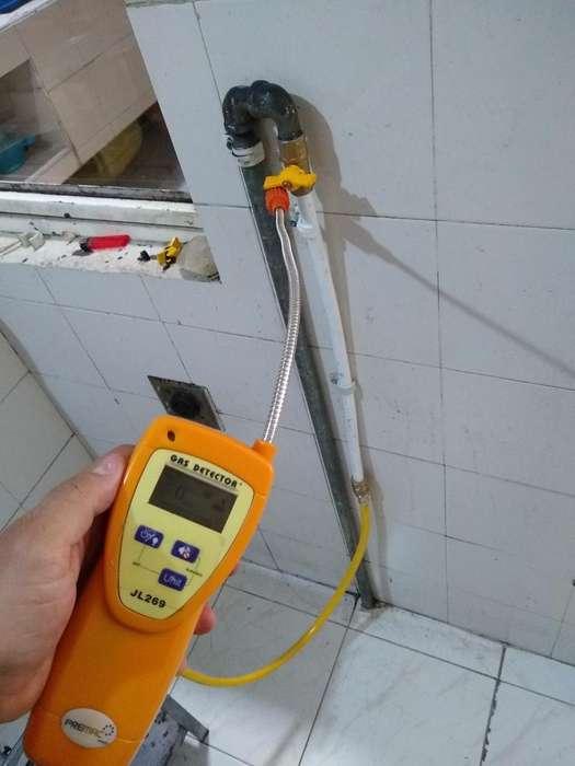 Reparación Técnica de Gas Natural