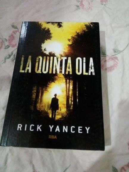 La quinta ola libro rick yancey