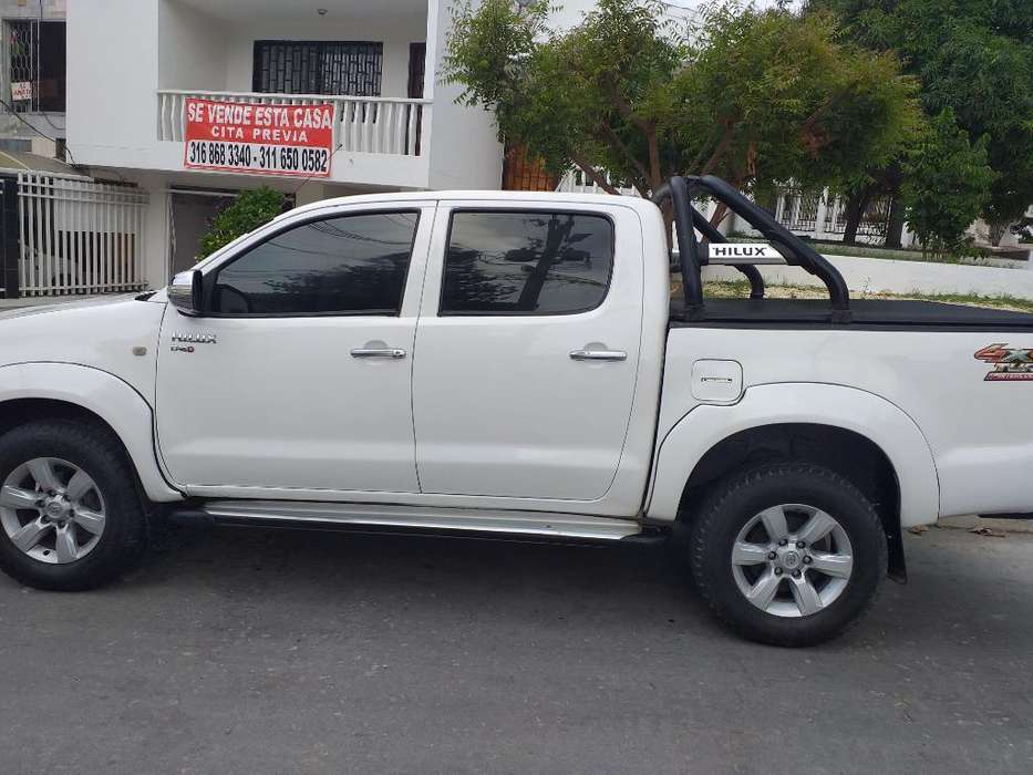 <strong>toyota</strong> Hilux 2007 - 191000 km