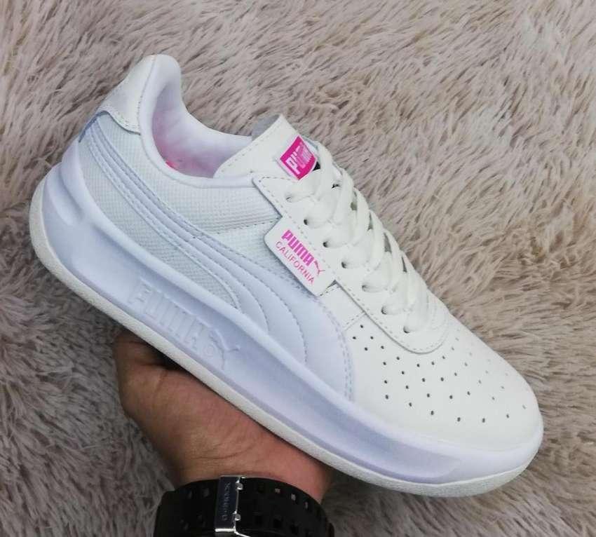 Tennis Puma California para Dama - Zapatos - 1043974583