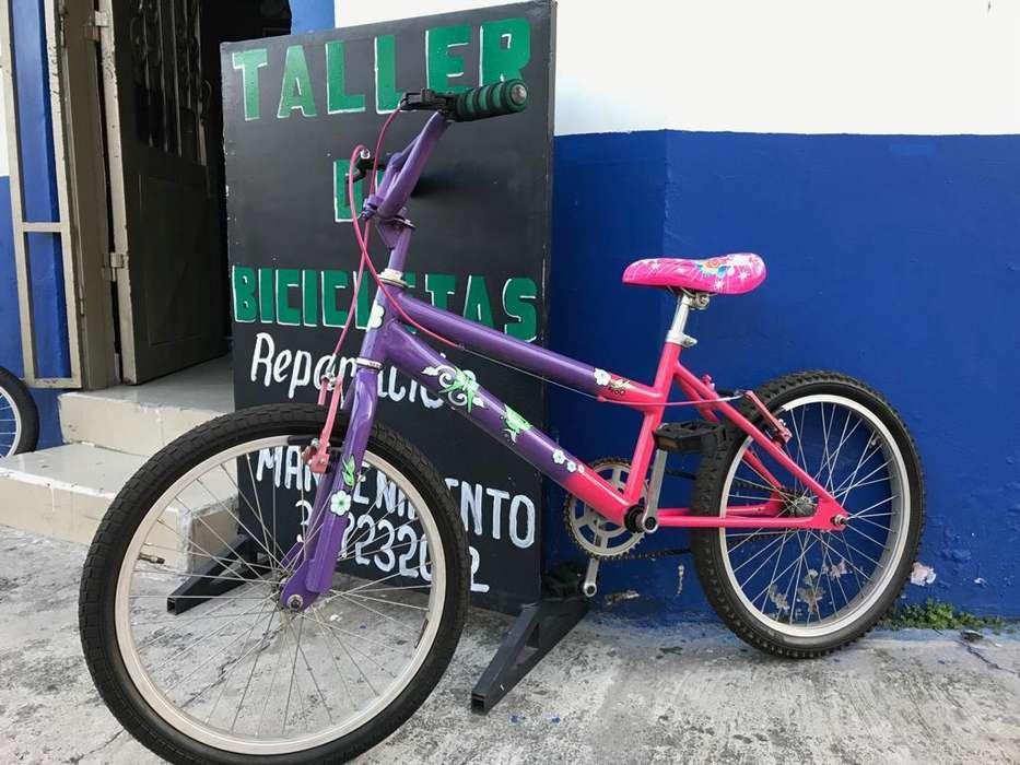 Bicicleta Nueva Marcó Deacero
