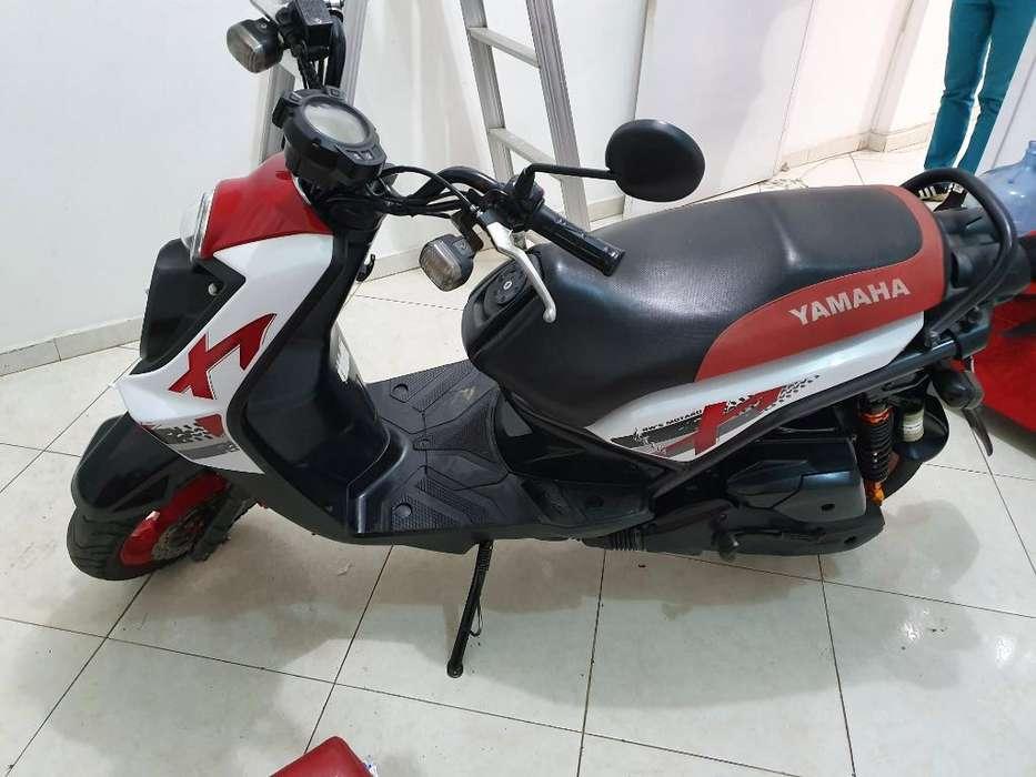 Se Vende Moto Bws Bien Cuidada