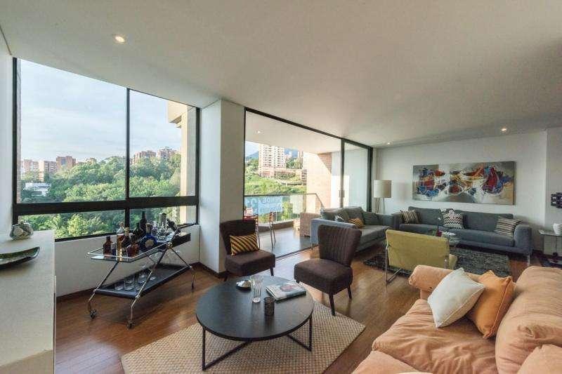 <strong>apartamento</strong> En Arriendo En Medellin El Campestre Cod. ABMER204825