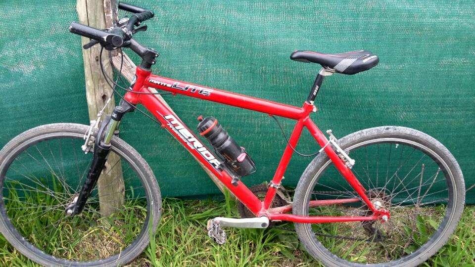 Bici rodado 26 con cambios shimano