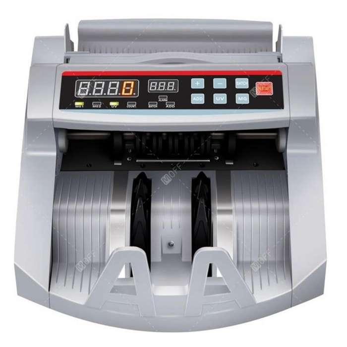 Contadora de billetes / detector de billetes falsos Bill counter