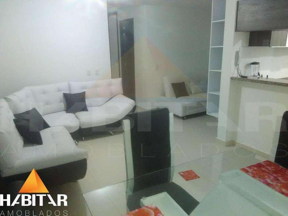 Alquiler de completo apartamento amoblado en cañaveral Bucaramanga