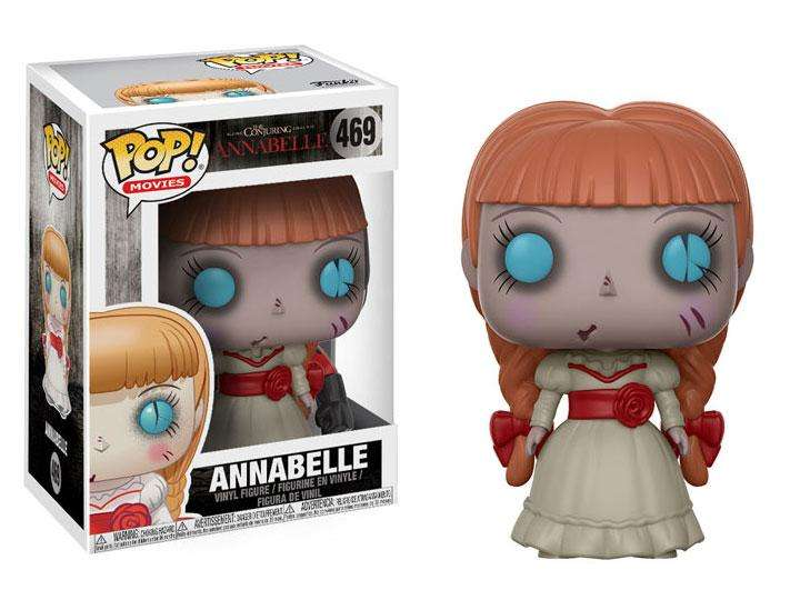 Figura Funko Pop Movies Annabelle The Conjuring