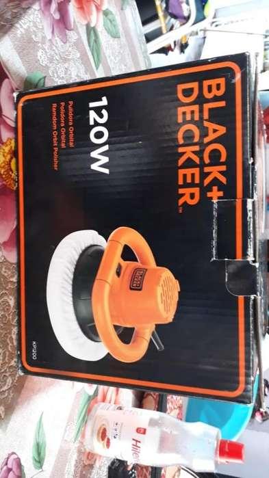 Vendo Lustradora Black Decker