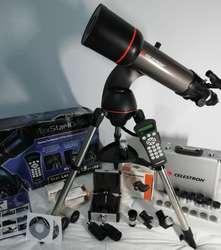 Telescopio Celestron Nexstar accesorios