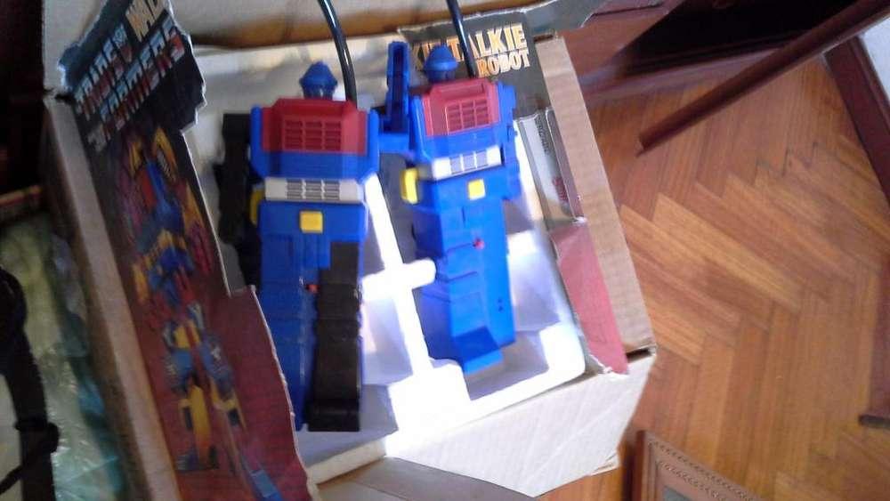 DIA DEL NIÑO!!!Vendo walky talky WOKITOKIS, originales en su caja.