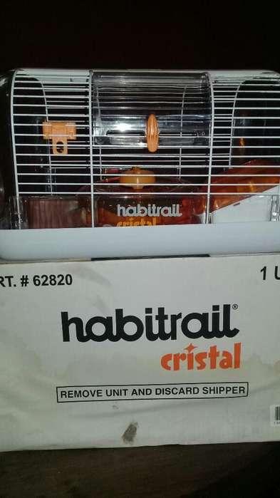 Jaula para Hamsters Nueva 1400