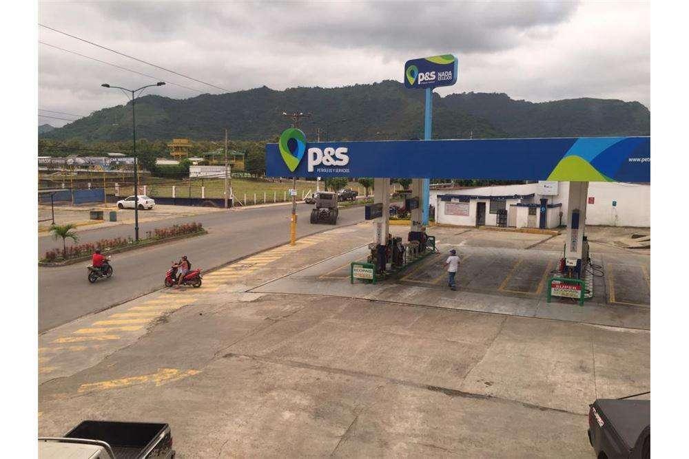Venta de gasolinera en portoviejo