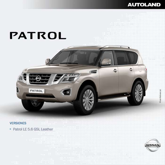 Nissan Patrol  2020 - 0 km