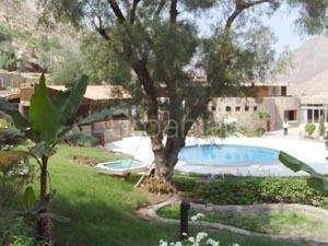 Venta de Hotel Familiar en Santa Rosa De Quives