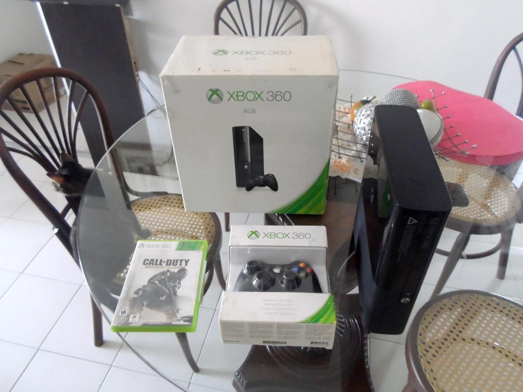 Xbox 360 E Ultra Slim 4gb, Juegos Origin