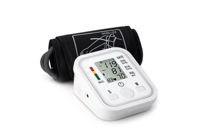 Tensiometro Profesional Digital De Brazo Para Medir Presión Arterial Nuevos Y Con Garantía