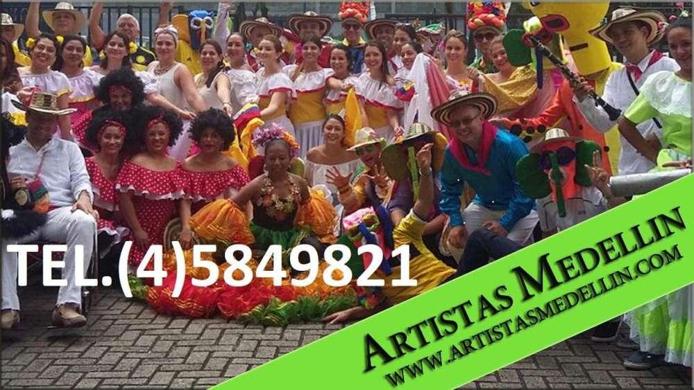 T5849821 Papayera y Chirimias Grupos Vallenatos Medellin
