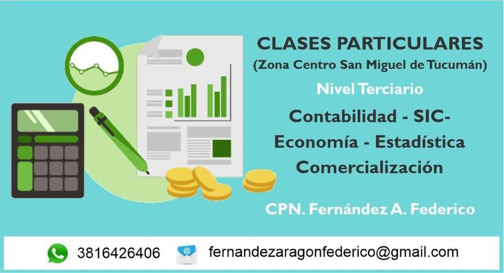 Clases Particulares-Profesor