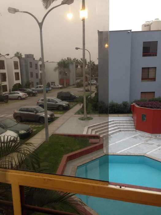 Departamento La Molina Cod k 504 con pisina vista parque