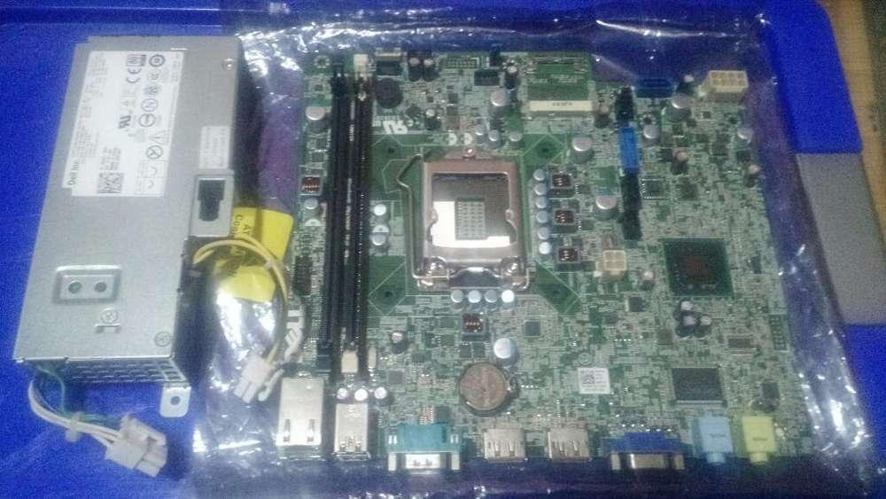 Board Y Fuente Dell Optiplex 790