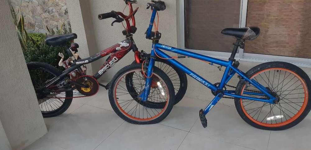 Vendo 2 <strong>bicicleta</strong>s
