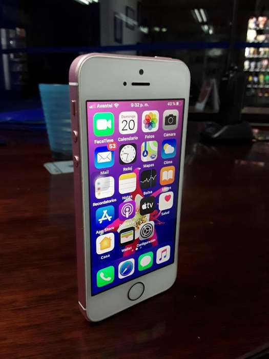 iPhone Se de 16 Libre Leer
