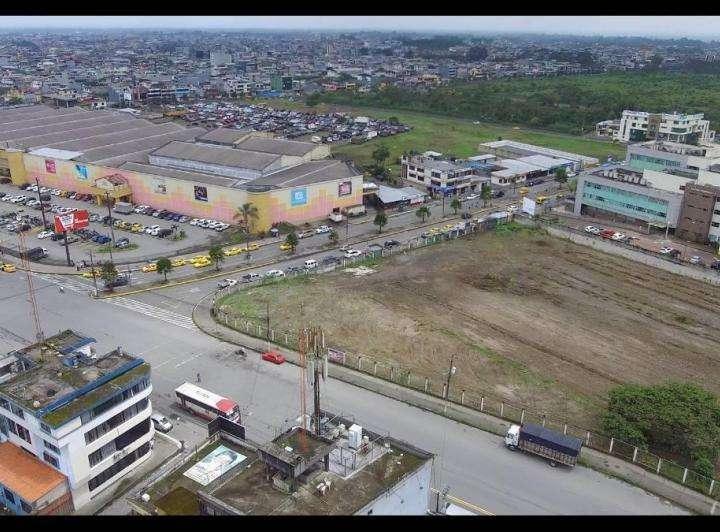 Terreno de Venta Av Quito, Sto Domingo