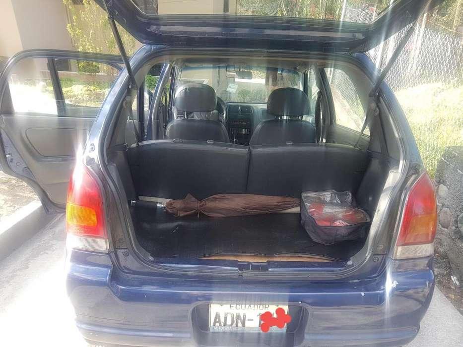 Chevrolet Alto 2000 - 273586 km