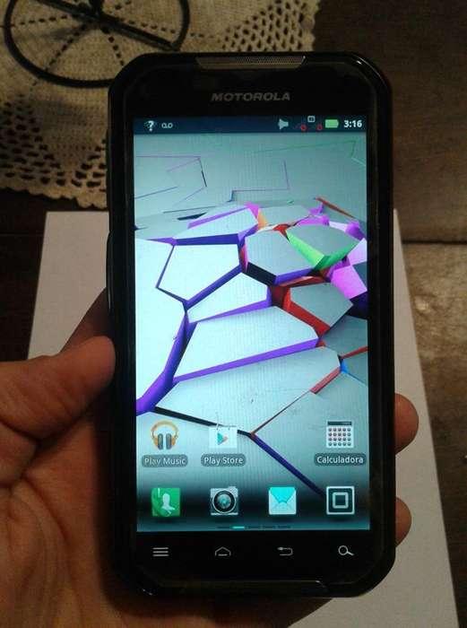 Motorola Iron Rock para NEXTEL y otra compañia. Liberado.
