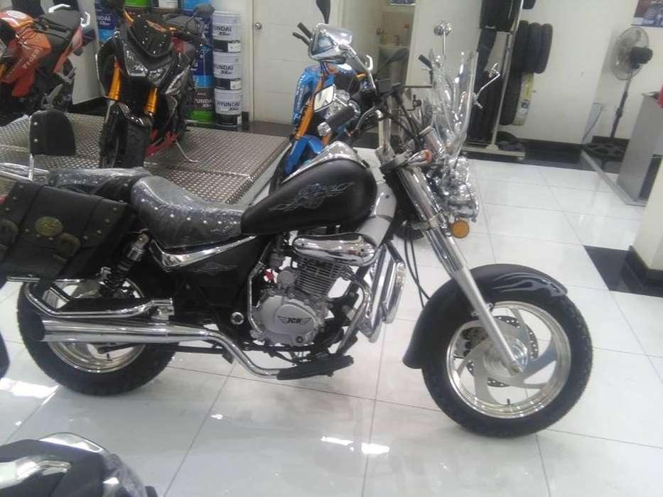 JCH WARRIOR 200 CC