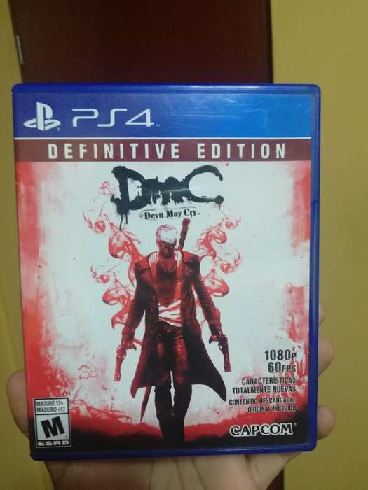 Devil May Cry - Ps4