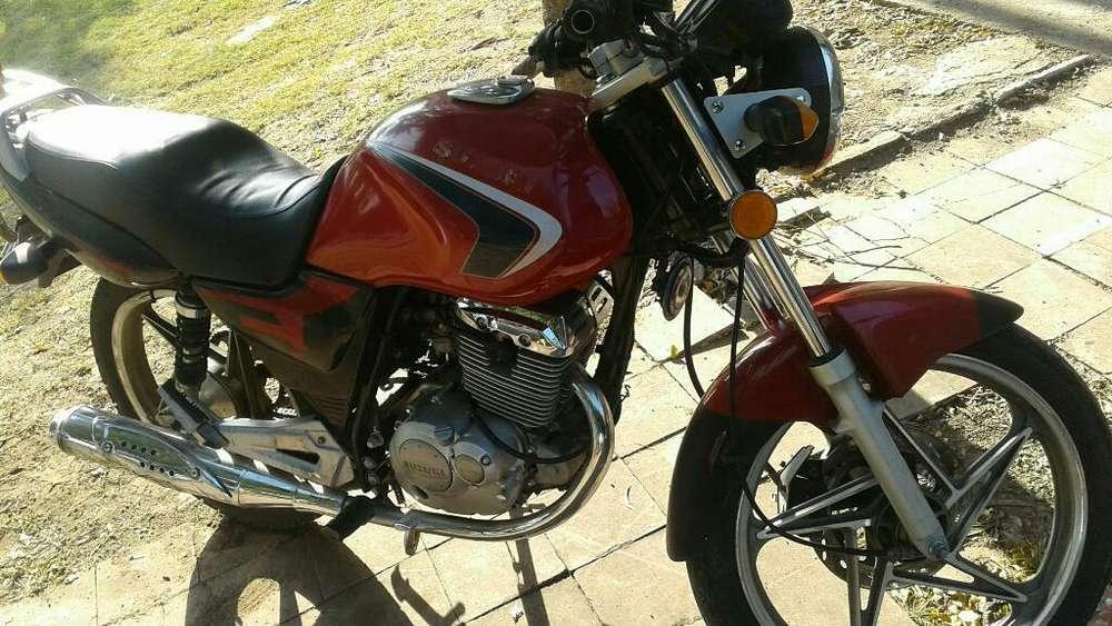 Suzuki en 125 Mod 2007 Muy Buena