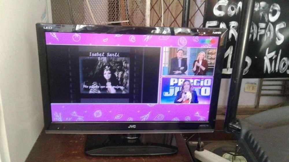 Tv Led 24 Pulgadas Jvc EN PERFECTO ESTADO