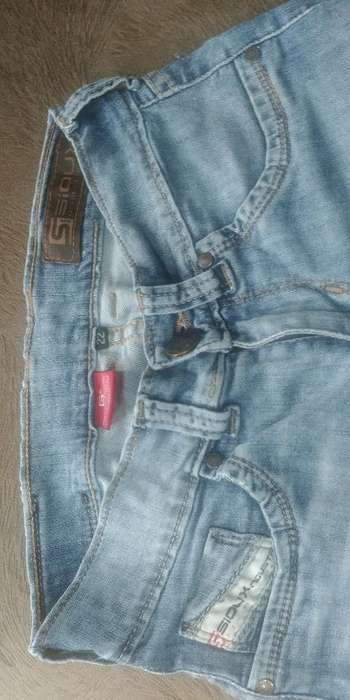 Jeans Sioux Talle 22