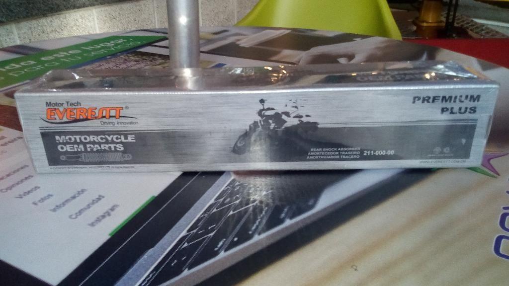 Amortiguador Trasero Bws 100