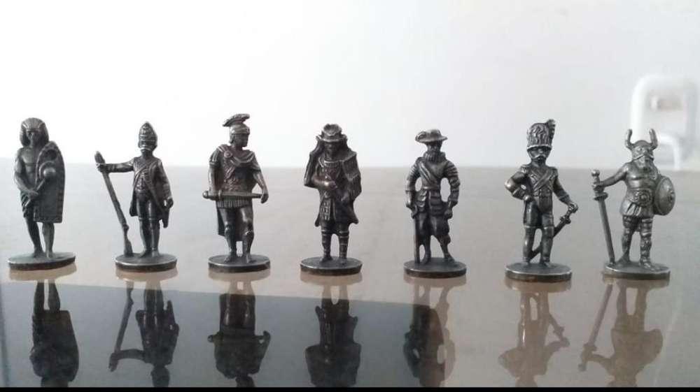 Guerreros Antiguos en Miniaturas