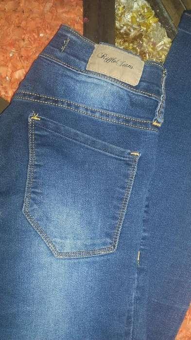 Jeans Riffle Talle 24 Como Nuevo