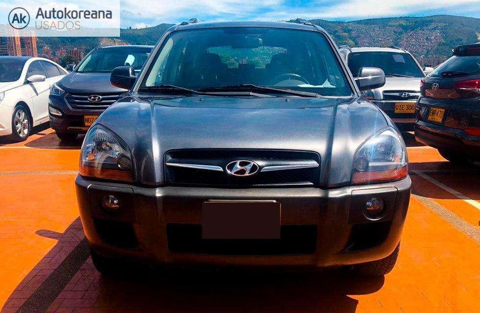 Hyundai Tucson 2010 - 92498 km