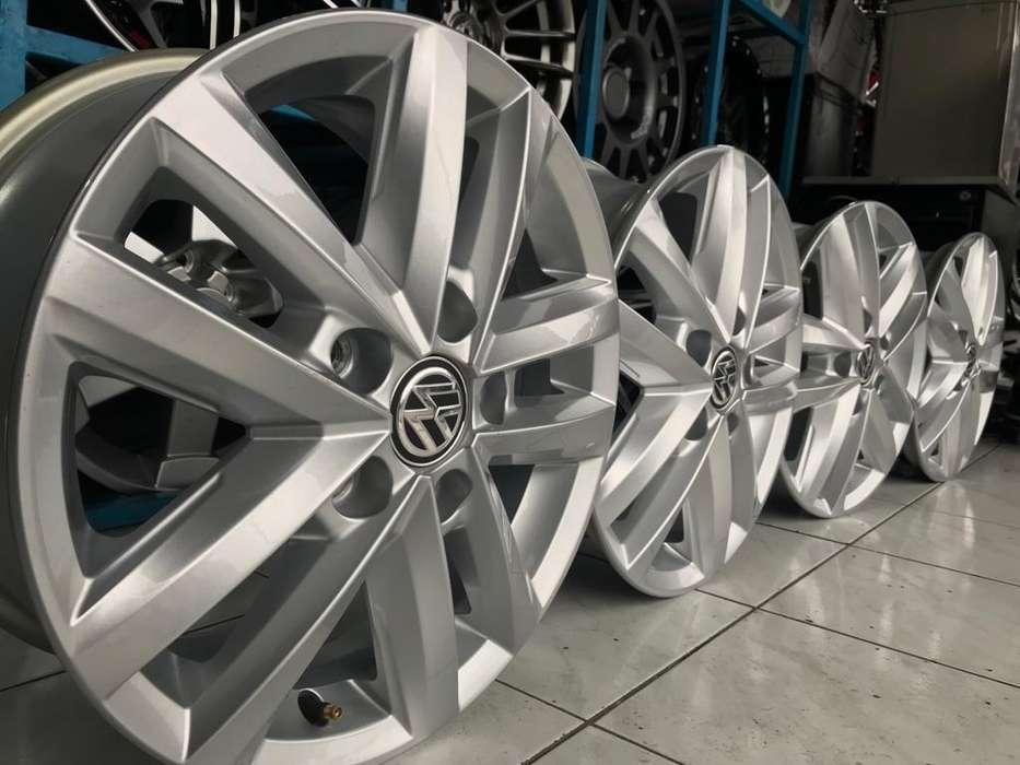 4 Aros R16 Nuevos Originales Volkswagen Amarok 5 Huecos 120mm <strong>bmw</strong>