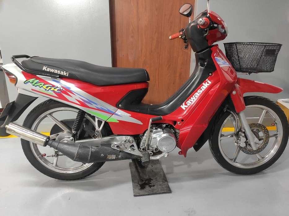 Kawasaki Magic 110 Modelo 2003