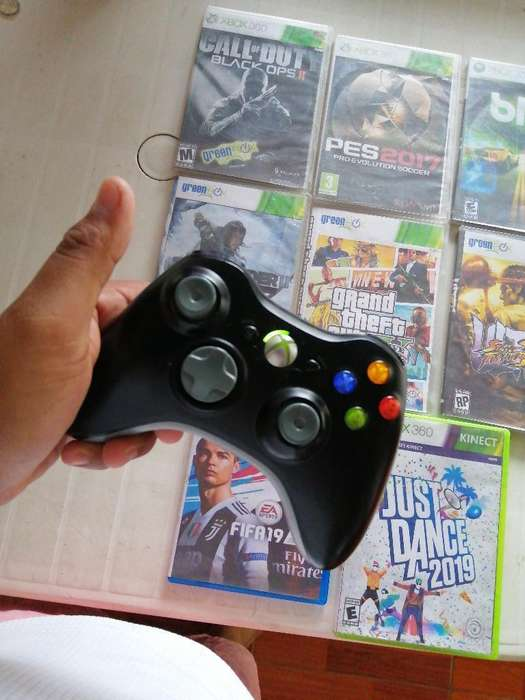 Xbox 360 Slim Gears 250gb Chip Lt3.0