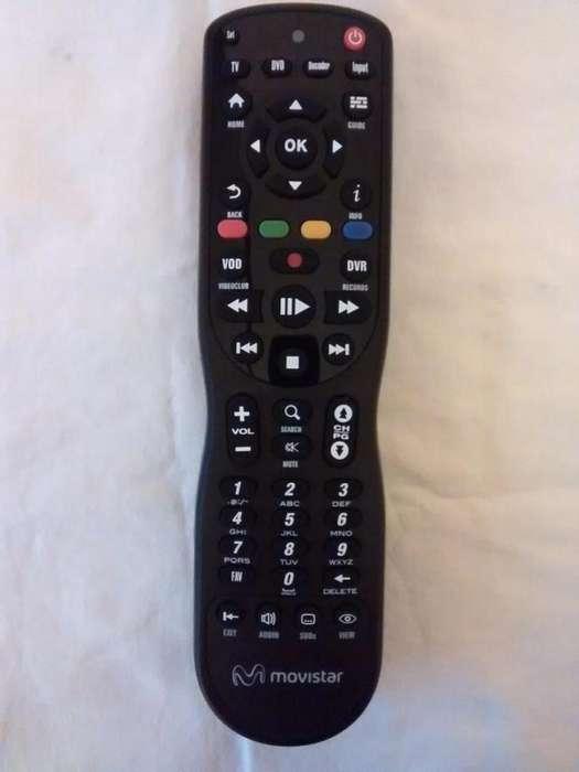 EXCELENTE CONTROL REMOTO UNIVERSAL TV DVD AUDIO TELEVISOR