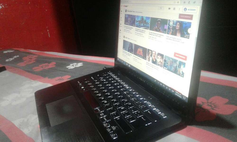 Vendo Hermoso Portatil Sony Core I5