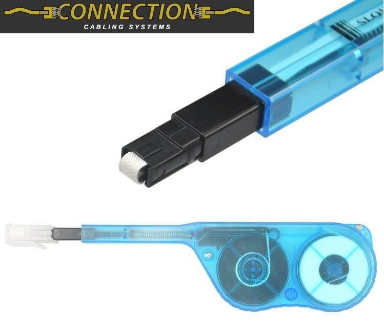 LIMPIADOR DE CONECTORES ÓPTICOS CONNECTION MPOMTP
