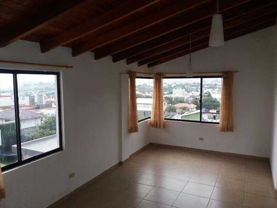 Rento Dpto 2 dormitorios - Cumbaya